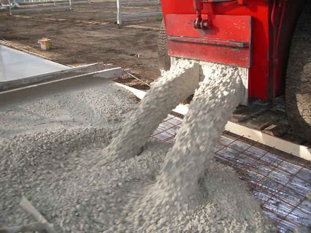 бетона назначения