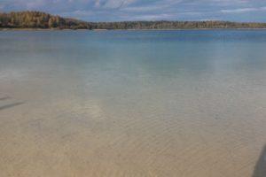 Озеро в д. Село